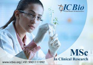 M.Sc in Clinical Research