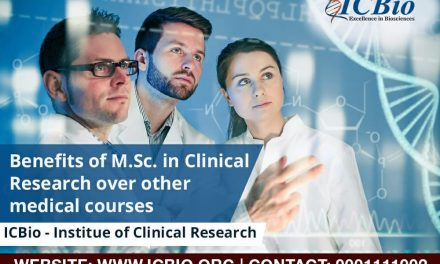 Benefits of M.Sc. in Clinical Research over Other Medical Courses