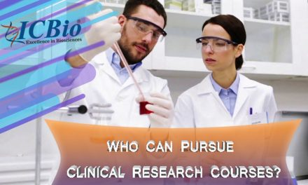 Who can pursue Clinical research courses?