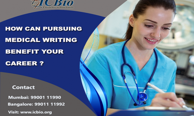 How can Pursuing Medical Writing Benefit your Career?