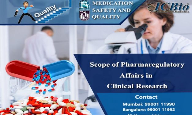 Scope of Pharma Regulatory affairs in clinical research