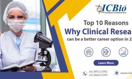 Top 10 Reasons why Clinical Research can be a better career option in 2020?
